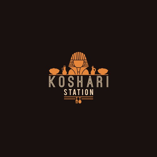Koshari Station - Logo