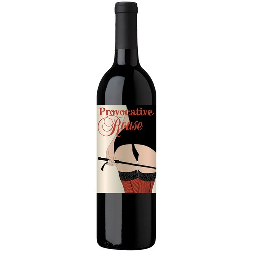 Hot Wine Label Wanted for Provocative Rouse!!!
