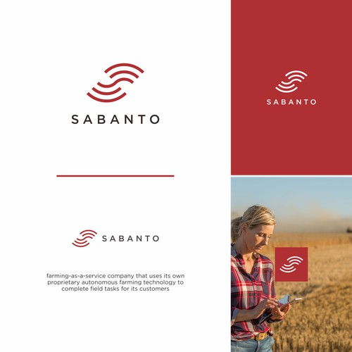 Clever logo for SABANTO
