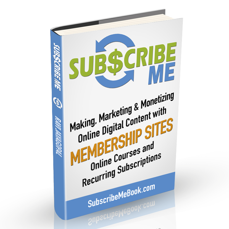 Book cover for SubscribeMe