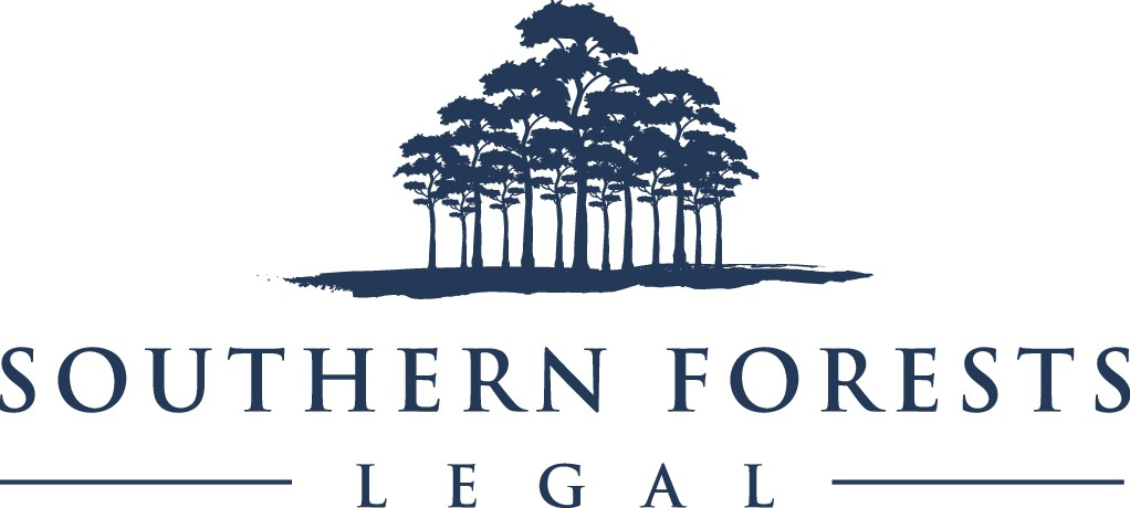 Create a Professional Logo for Southern Forests Legal
