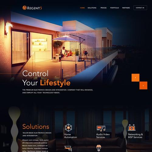 Regent 5 design