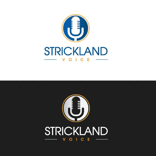 Create a Clean, Subtle Logo for Voice Over Artist