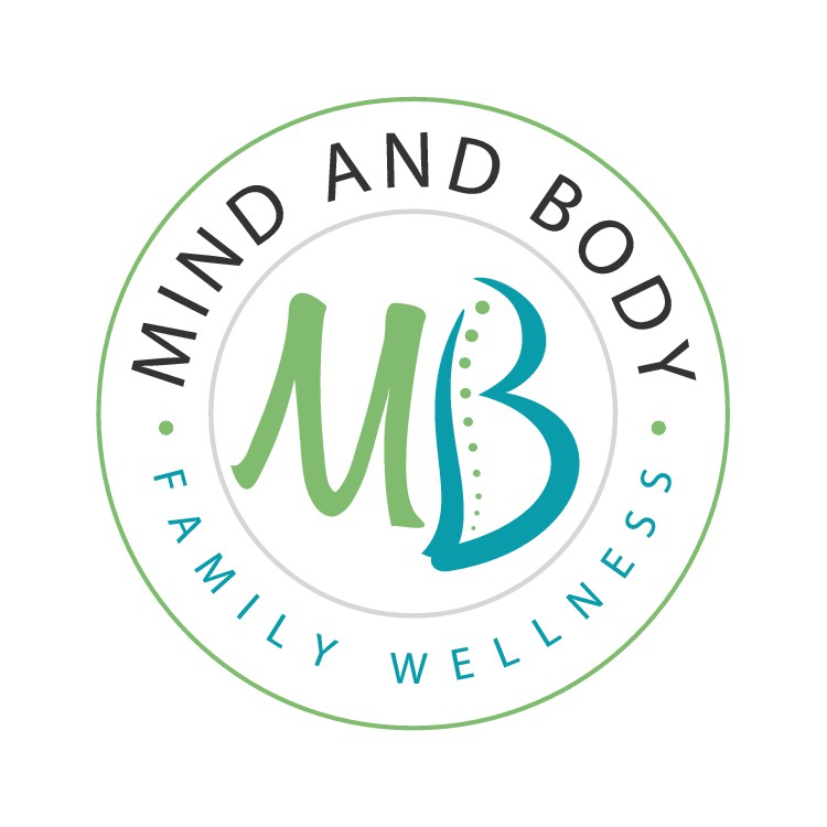 Design powerful Chiropractic logo that incorporates mind and body.