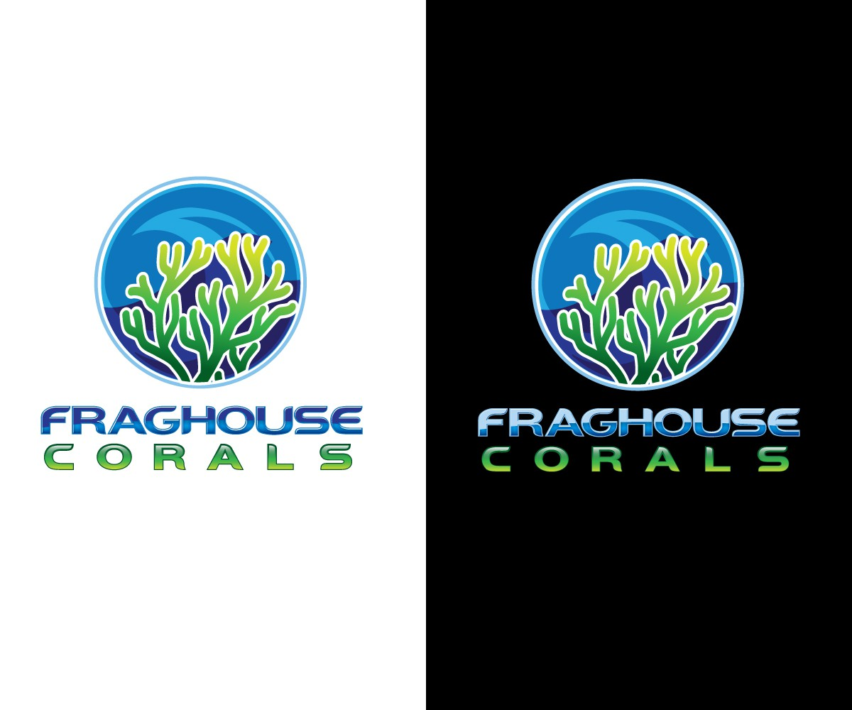 Help save our reefs with a creative cool modern logo design for a coral grow out facility