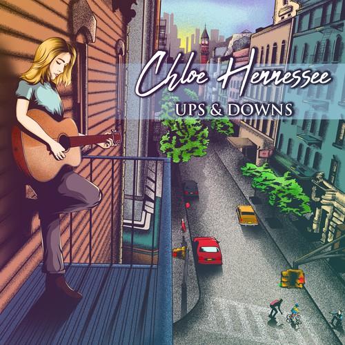 Chloe Hennessee album art