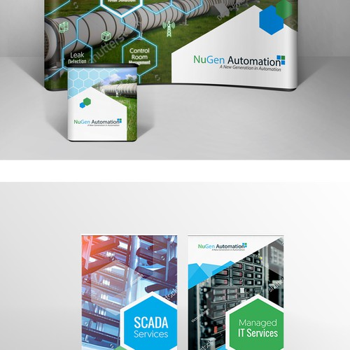 Hexagonic designs for nugen automation
