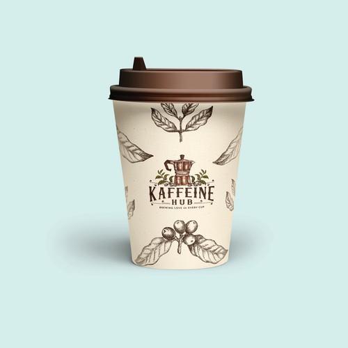 咖啡杯设计