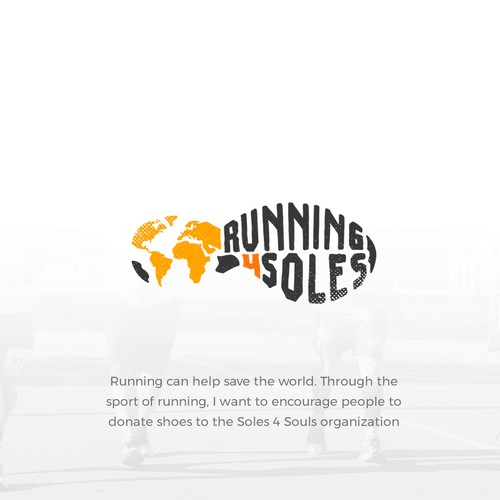 Running can help save the world.