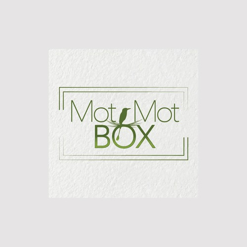 Logo Concept for Health Food Box