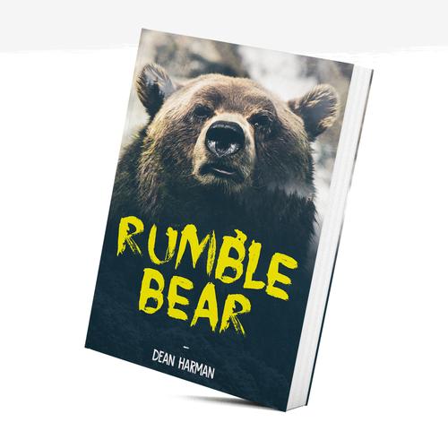 Rumble Bear Book Cover