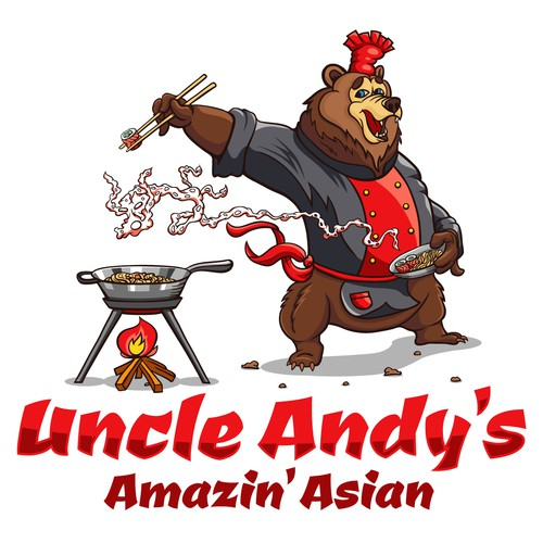 Uncle Andy's Amazin' Asian