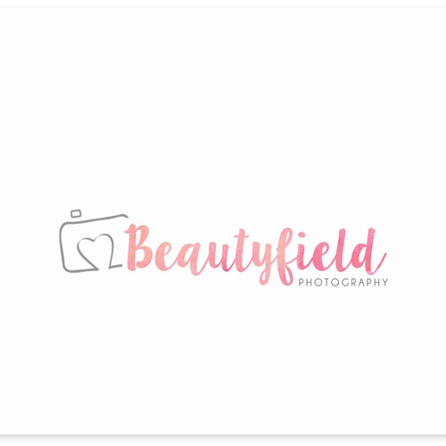 Logo concept for Fotodesign Homepage.