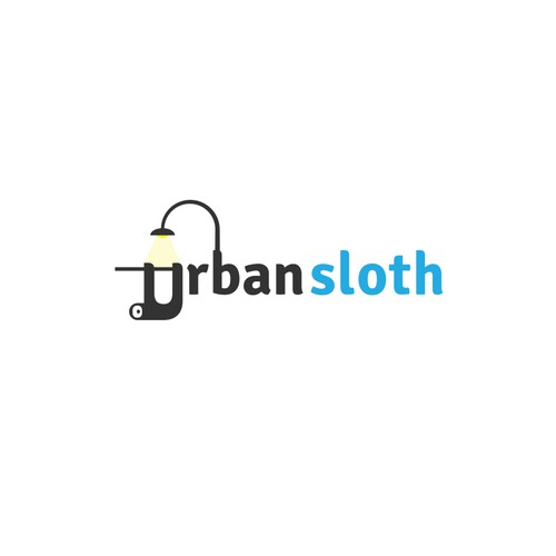 Urban Sloth Logo