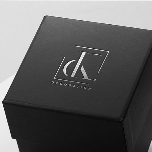 There Is No Need To Describe The Logo, It Introduces Itself By Itself. So Congratulation DK Décoration For This Innovative Logo.