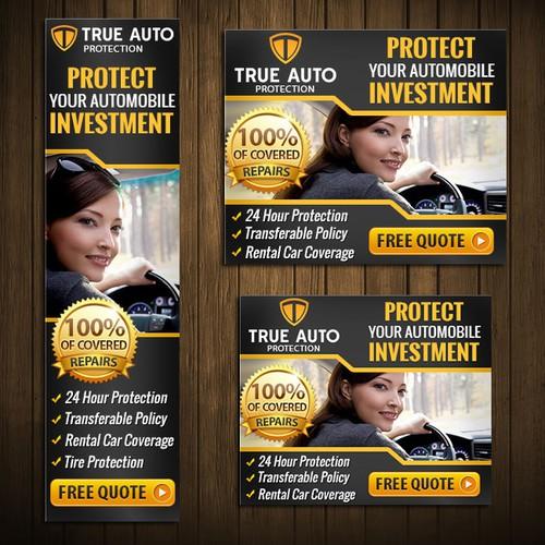 True Auto baner ad