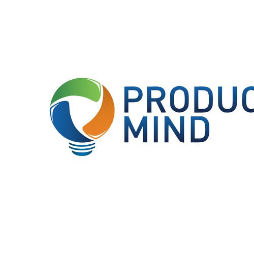Productive mind Logo design