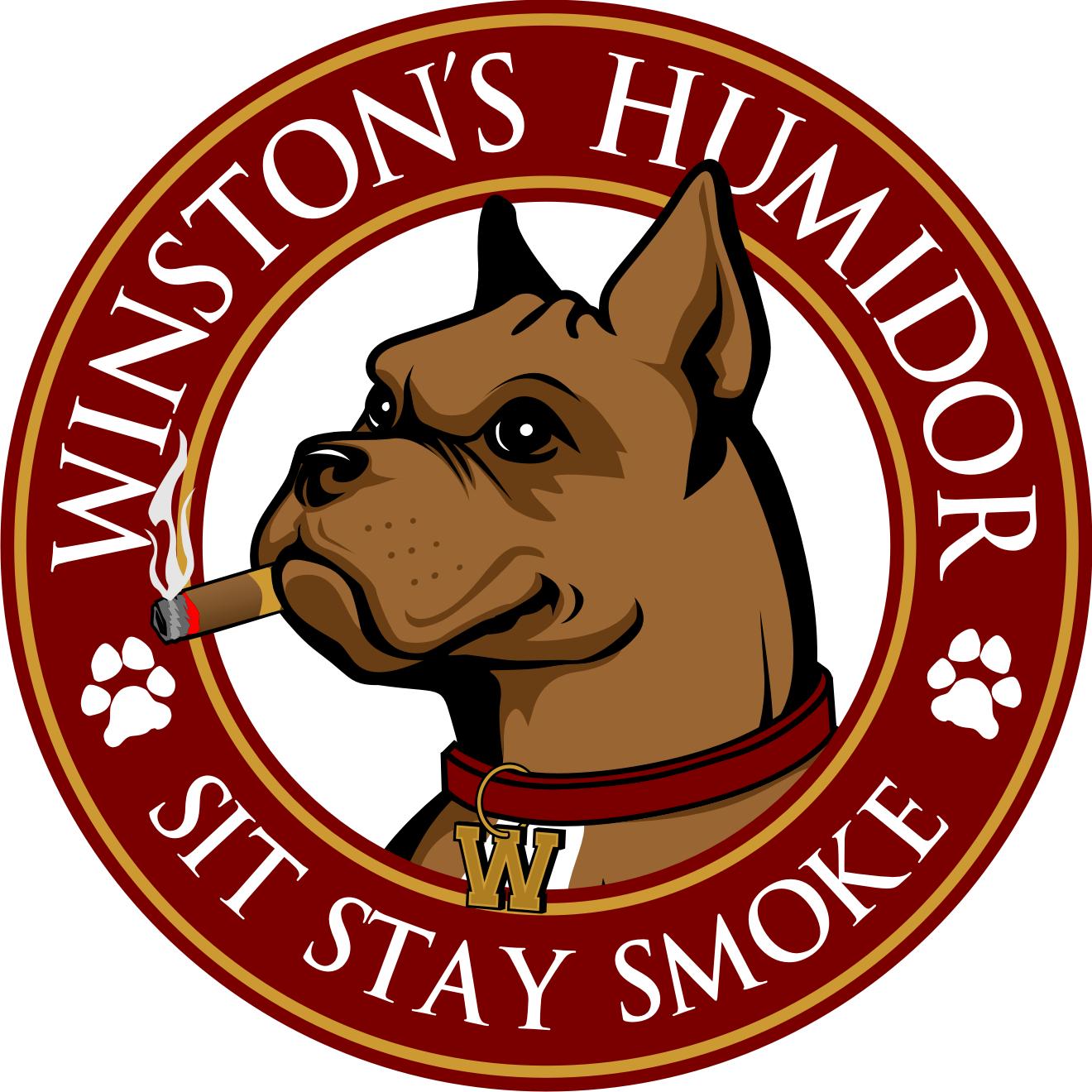 Winston's Humidor needs a new t-shirt design