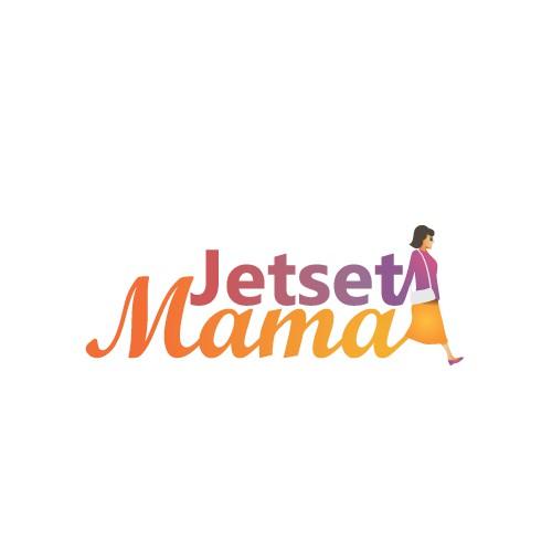Jetset Mama Branding