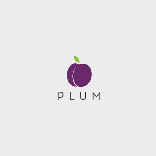 PLUM Contest. Need a simple, modern, luxury brand