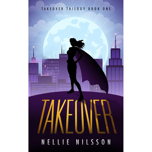 Takeover book series one