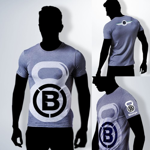 Crossfit T shirt