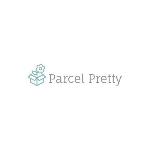Logo for Parcel Pretty