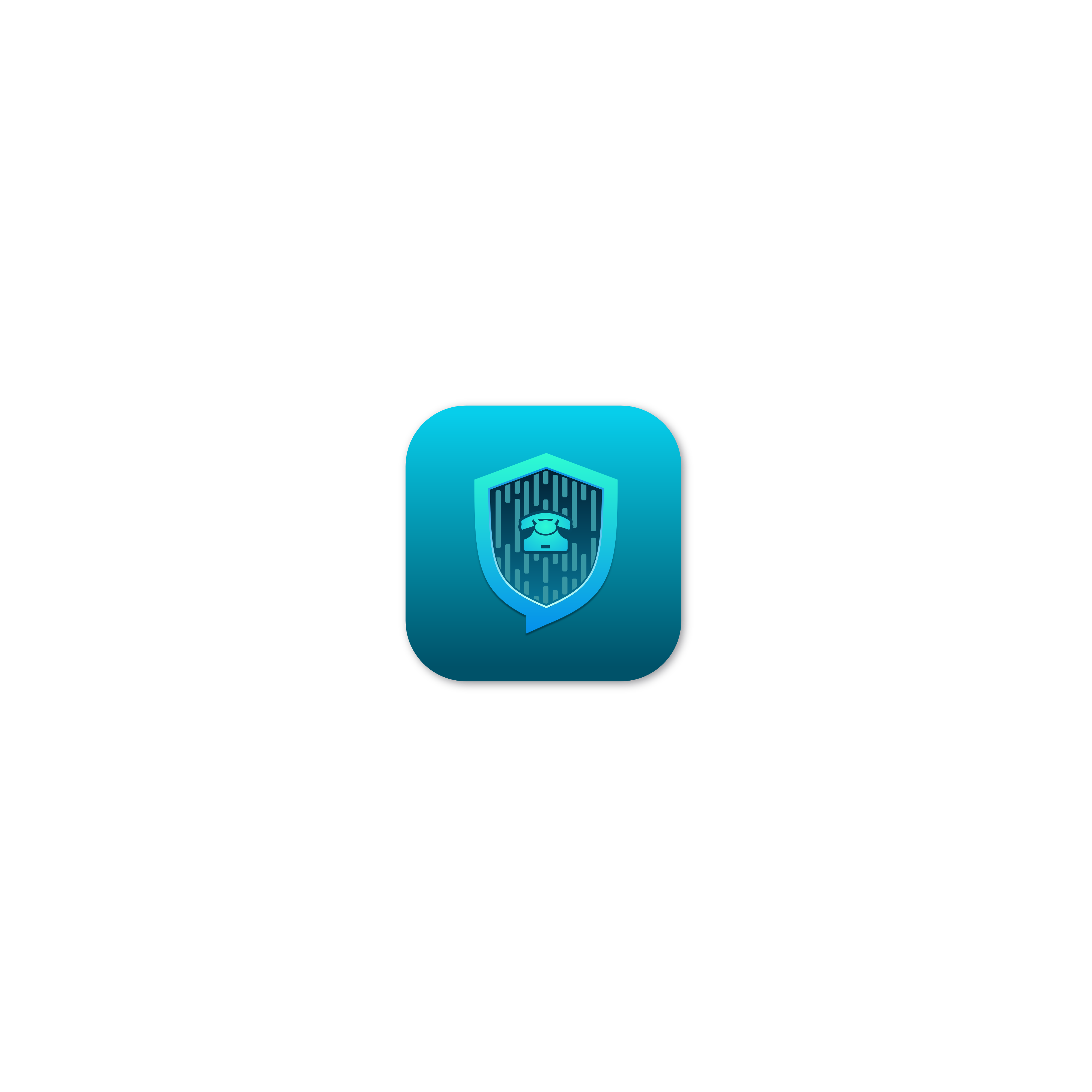 Create an icon for a secure communication (voice+chat) App
