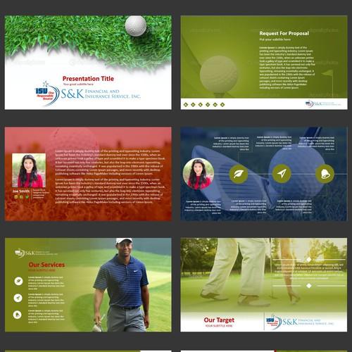 Golf Club Powerpoint Presentation