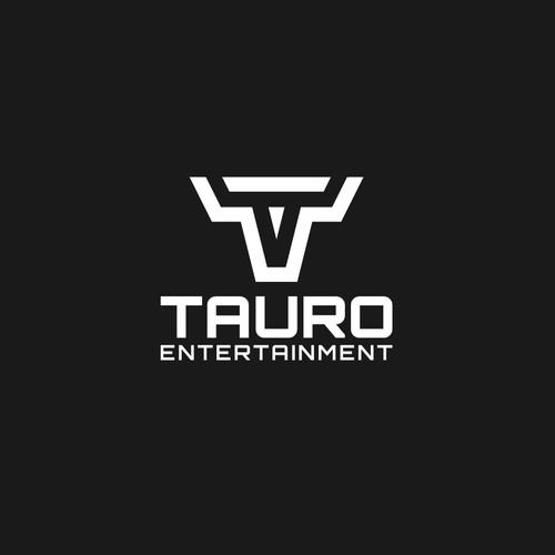 Tauro Entertainment Logo Design