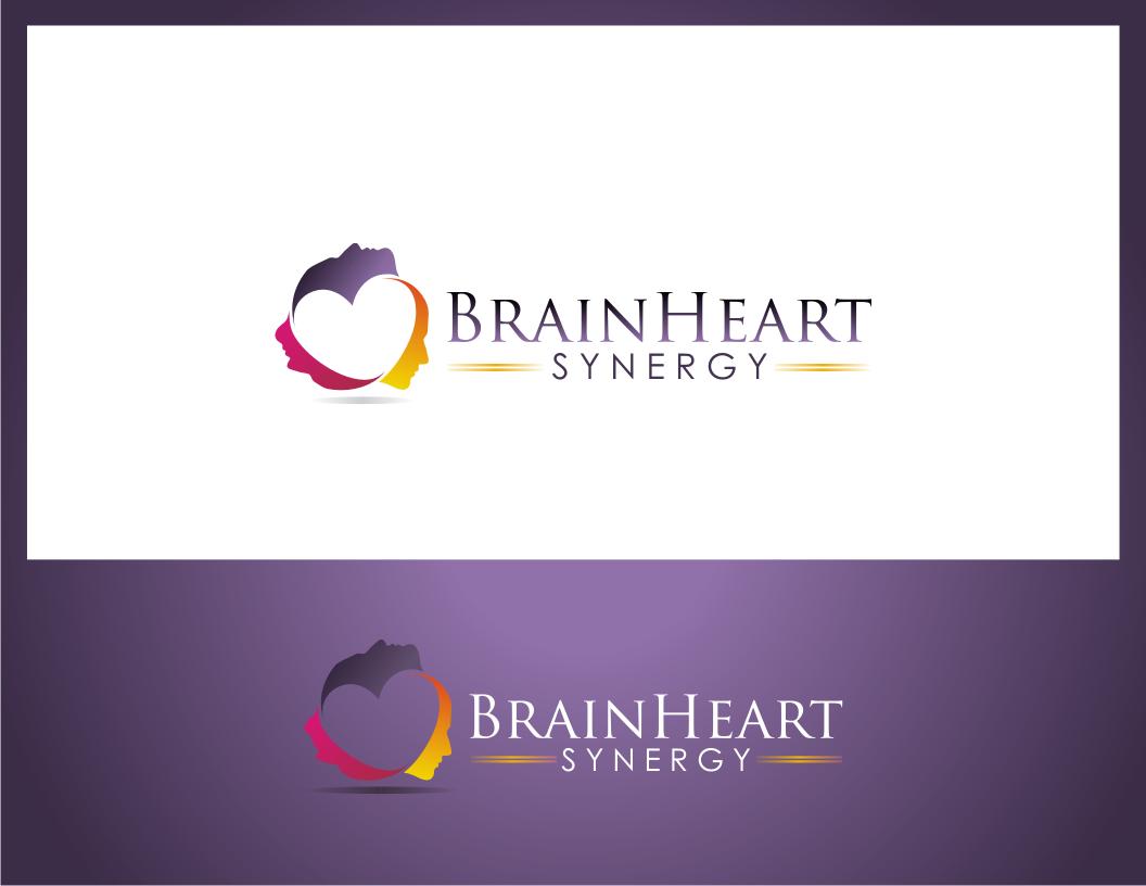 Create the next logo for BrainHeart Synergy