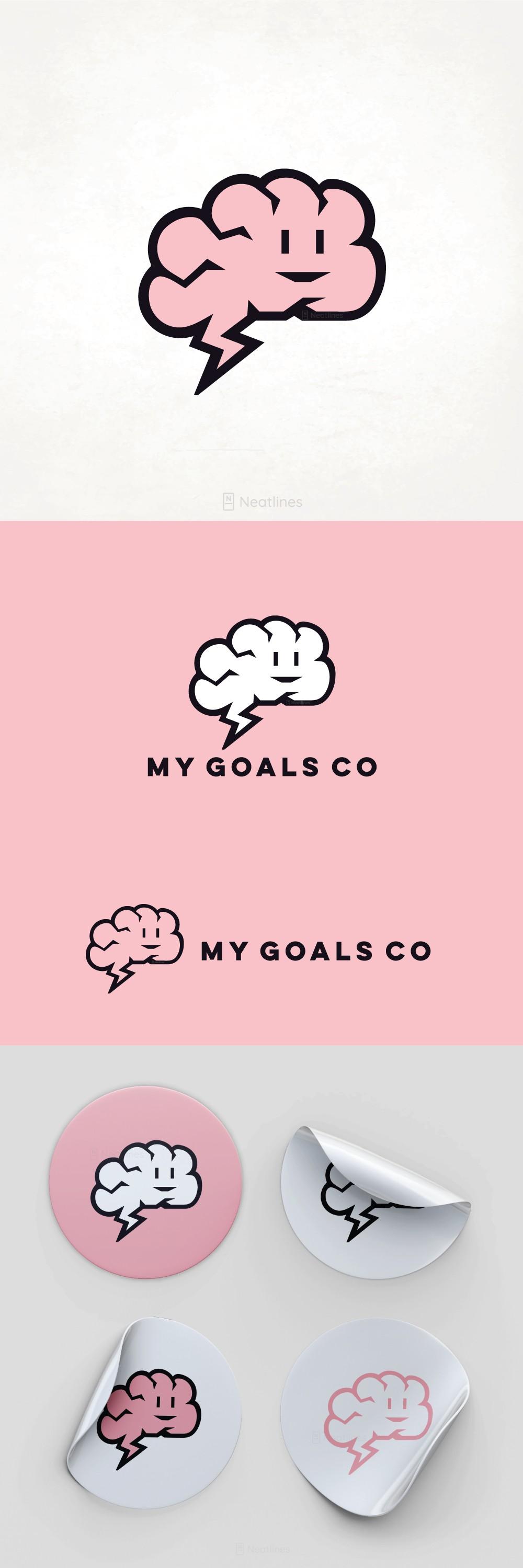 My Goals Co: Logo Brief