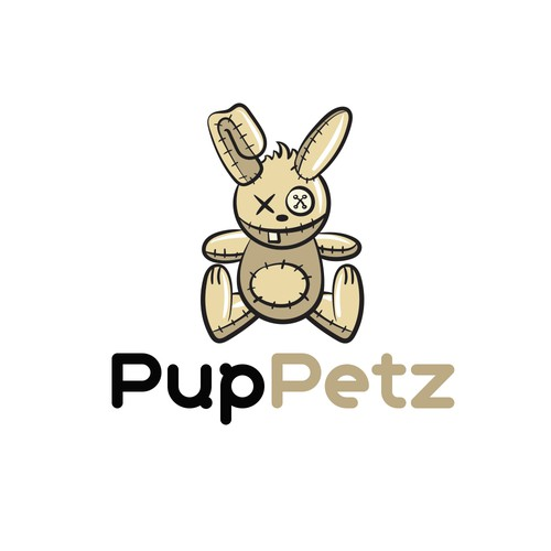 Cute logo for a pet related business