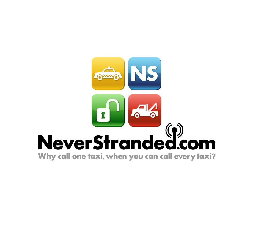 Help Neverstranded.com with a new logo