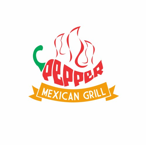 Logo for a Mexican Restaurant