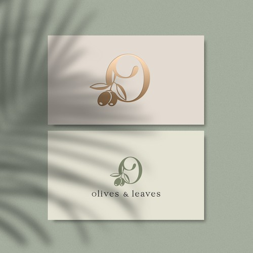 Logo for tea online shop.