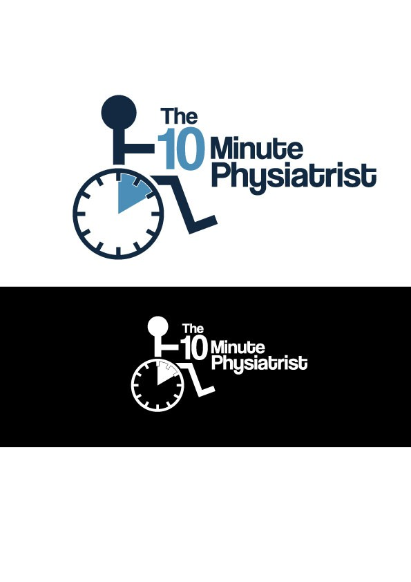 Create the next logo for The 10 Minute Physiatrist