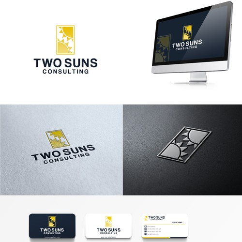 Looking for an eye-catching, memorable logo for a boring services company :-)