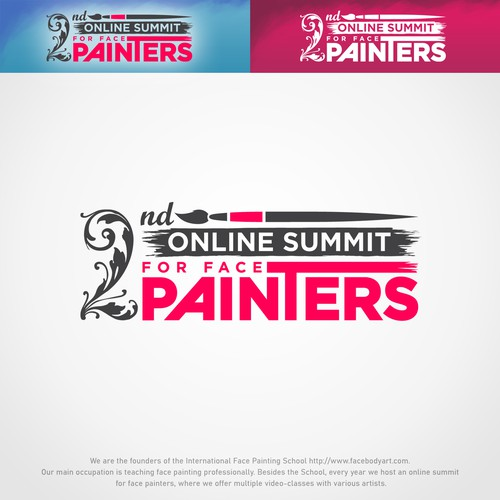 Online summit for face painters