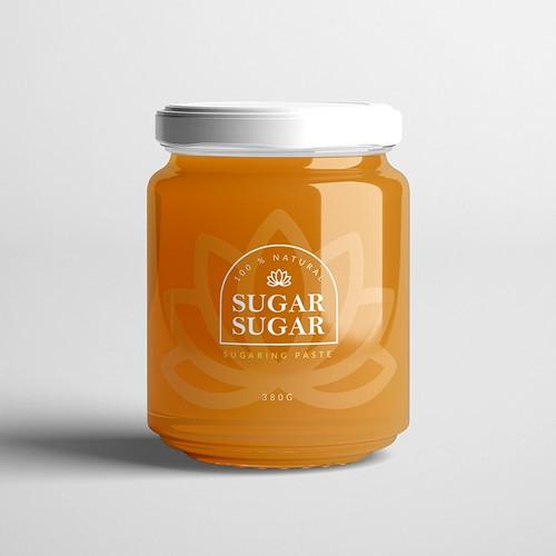 Logo for Sugaring Paste