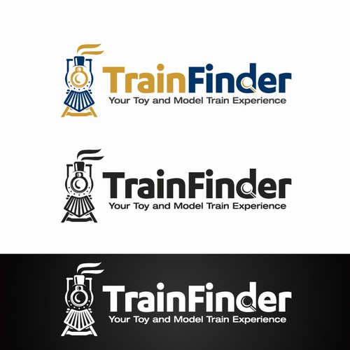 logo for TrainFinder