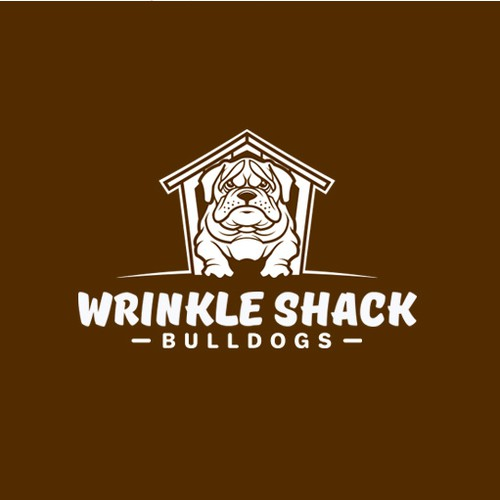 Wrinkle Shack logo design