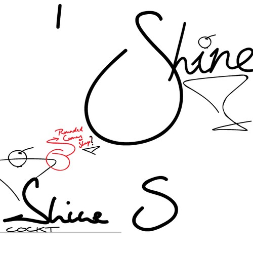 Brainstorming for 'Shine Cocktails'