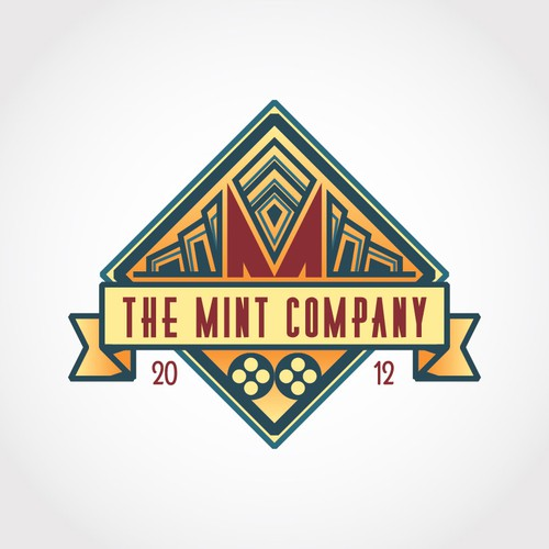 Create the next logo for The Mint Co.