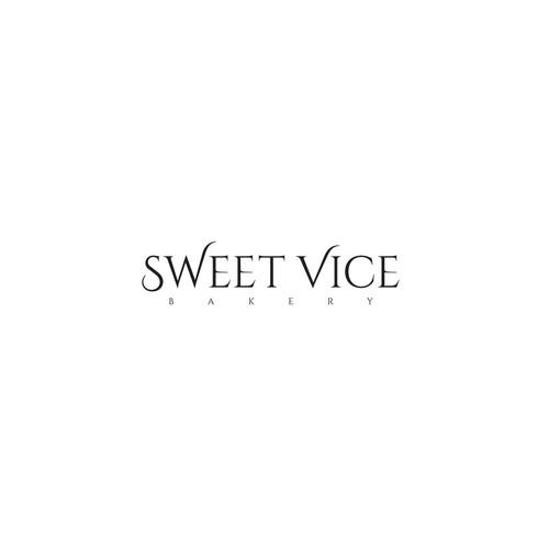 Sweet Vice Bakery logo