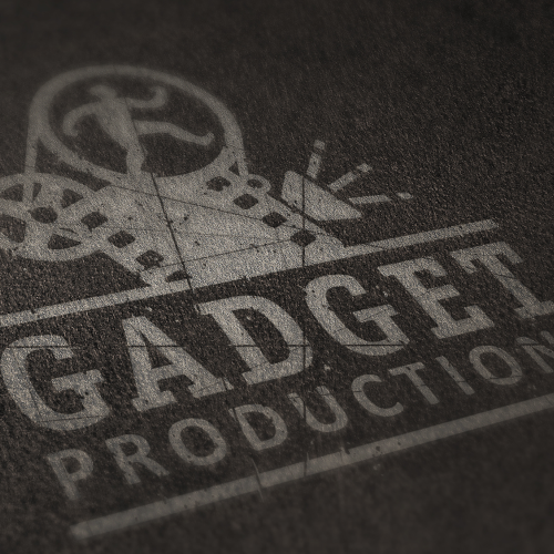 Gadget Productions needs a new logo