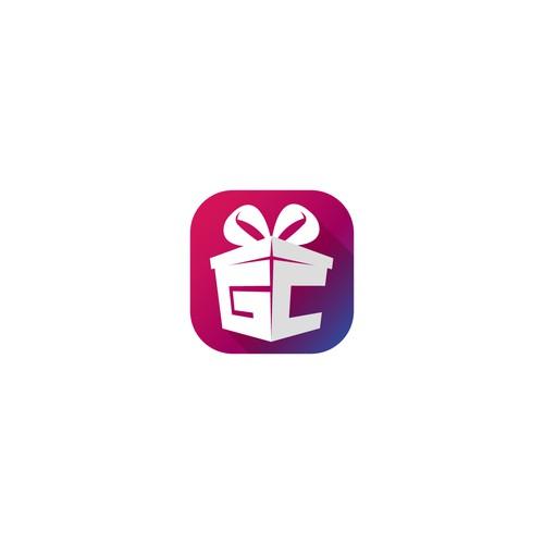 Box gift Logo