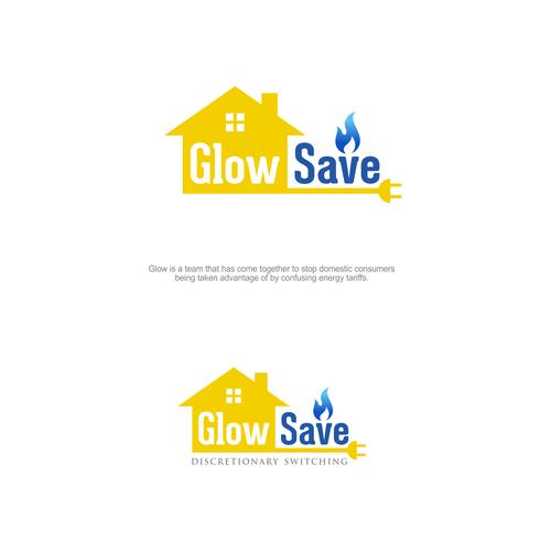 GlowSave logo