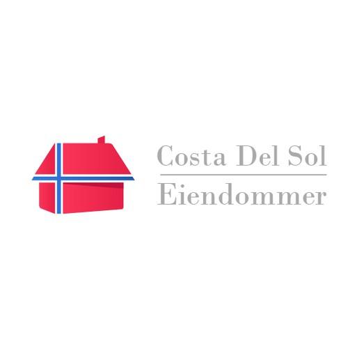 Concept logo for  Costa de Sol Eidndommer