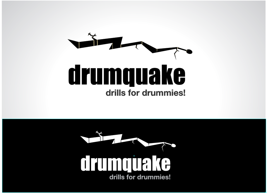 Logo for Drumquake